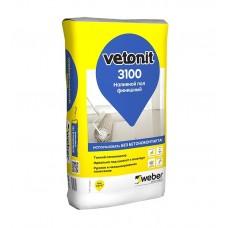 Наливной пол Ветонит 3100 (20 кг)