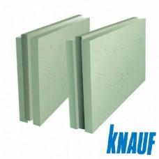 ПГП плита гипсовая Knauf 667х500х80мм полнотелая стандарт